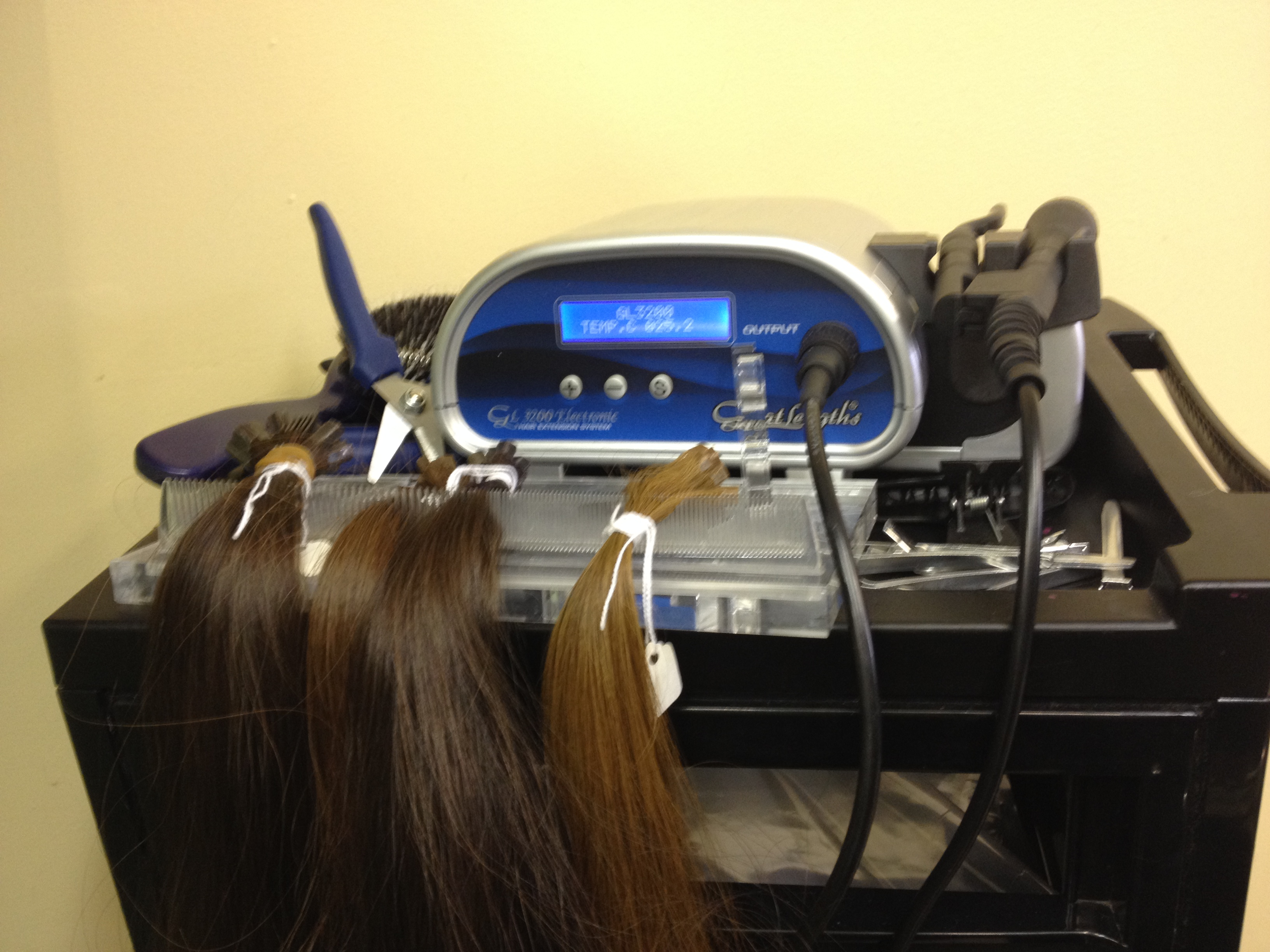 great lengths machine for sale